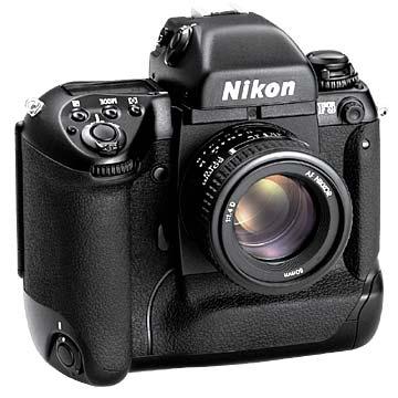 Nikon F 5