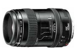 Canon EF 135 mm F/2.8 SOFT FOCUS