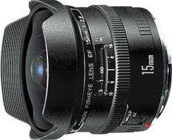 Canon EF 15 mm F/2.8 FISHEYE