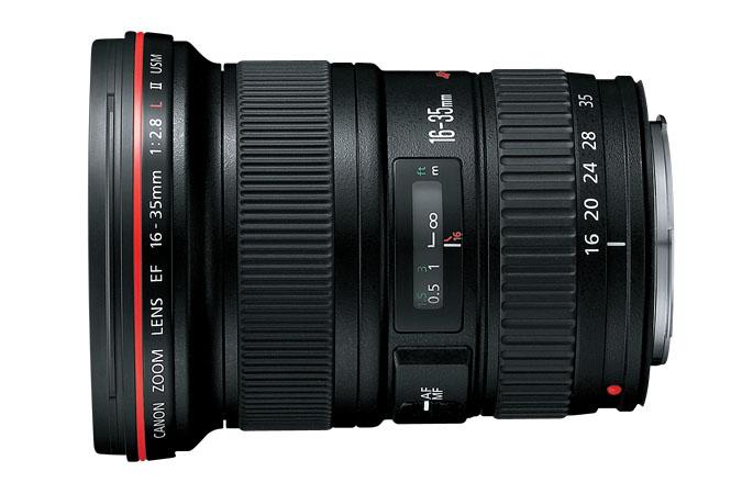 Canon EF  17-35 mm F/2.8L USM