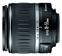 Canon EF 18-55 mm f/3.5-6.5 II