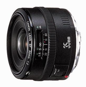 Canon EF 35 mm f/2.0