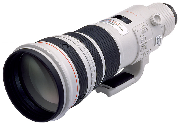 Canon EF 500 mm F/4.0 L IS USM