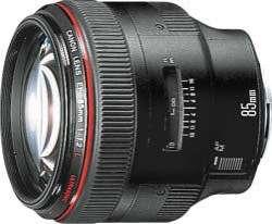 Canon EF 85 mm f/1.2 L USM