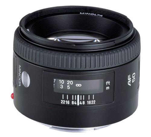 Minolta MINOLTA AF50MM F/1.4