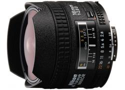 Nikon 16MM F/2.8 FISHEYE
