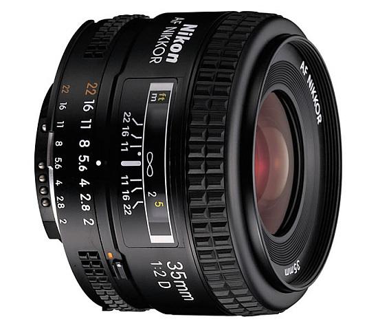 Nikon 35MM F/2.0