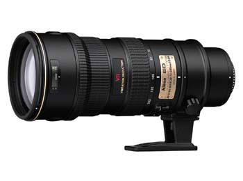 Nikon 70-200 F/2.8 ED VR