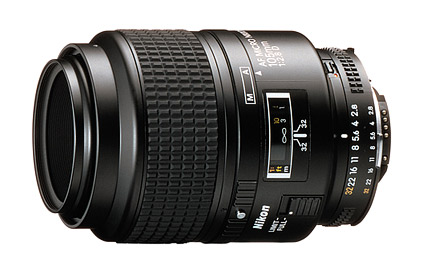 Nikon AF105MM F/2.8D MICRO