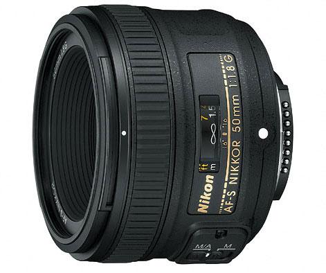 Nikon AF-S NIKKOR 50 мм f/1,8G