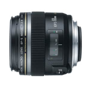 Canon EF-S 60 mm f/2,8 Macro USM