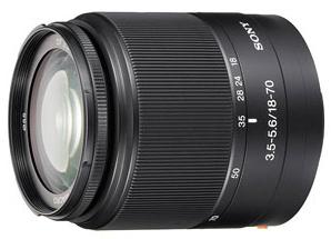 Sony SAL1870 DT (18-70 мм, F3.5-5.6)