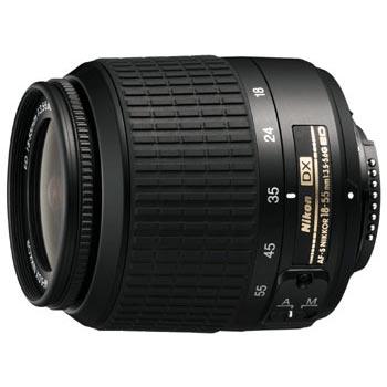 Nikon AF-S 18-55мм f/3.5-5.6G