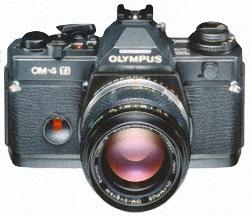 Olympus OM-4T(Ti)