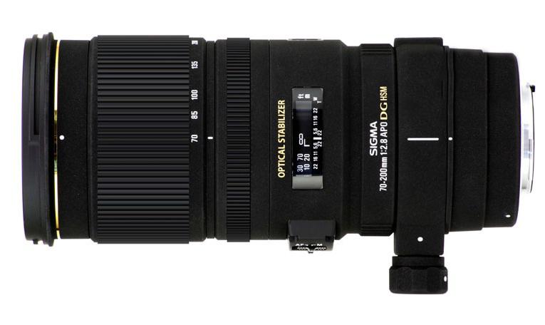 Sigma AF70-200MM F/2.8 APO EX