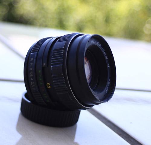 Зенит Helios-44M-4 58mm/1:2