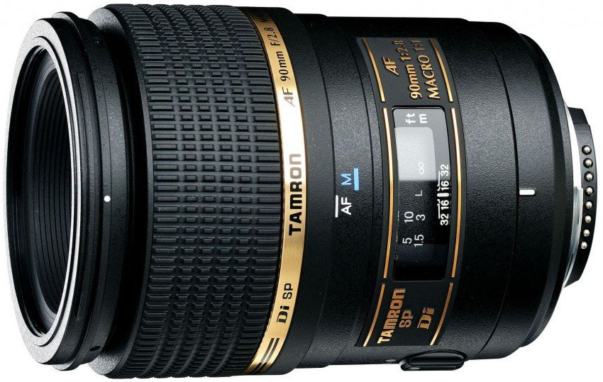 Tamron SP AF90MM F/2.8 MACRO для фотоаппартов Nikon