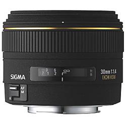 Sigma AF 30 mm F/1.4 для CANON