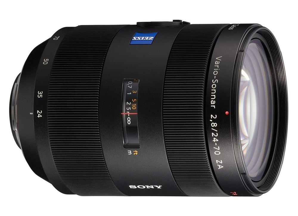 Sony SAL-2470Z 24-70mm f2.8 Zoom Lens