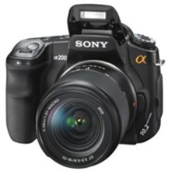 Sony DSLR-A200