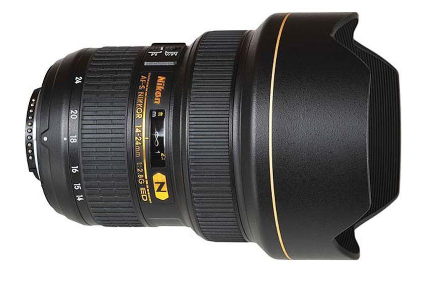 Nikon AF-S Nikkor 14-24mm f/2,8G ED