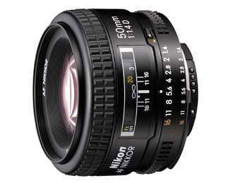 Nikon 50mm f/1.4D AF Nikkor