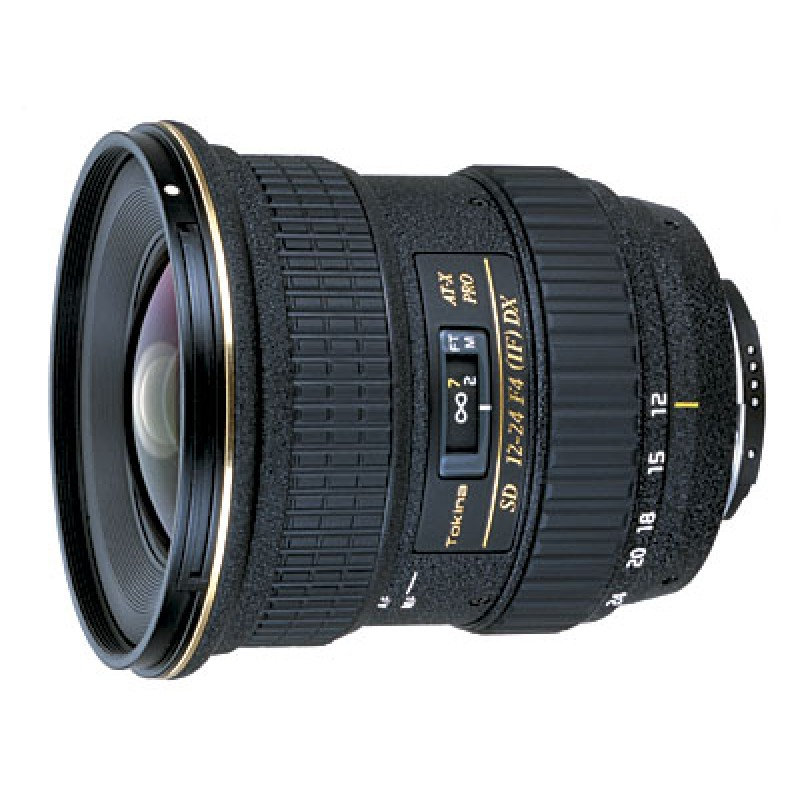Tokina TOKINA AF 12-24MM f/4 AT-X Pro for Canon