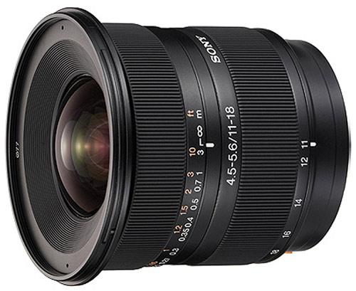 Sony SAL1118 (11-18mm F4.5-5.6)