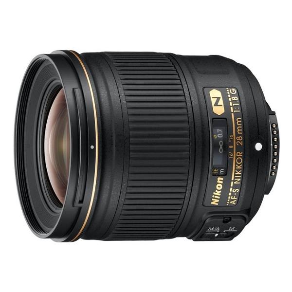 Nikon AF-S NIKKOR 28 мм f/1,8G