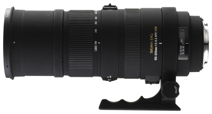 Sigma AF 150-500mm f/5-6.3 APO DG OS HSM для Nikon
