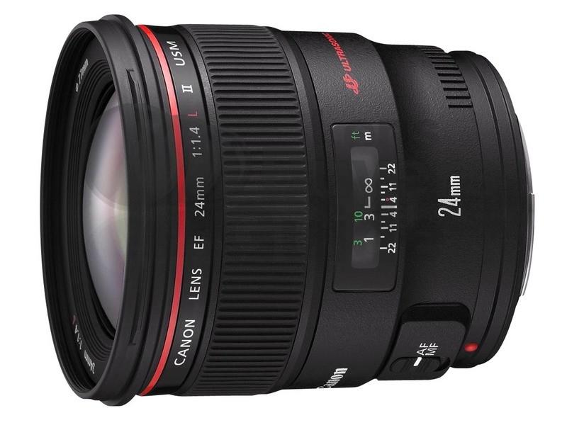 Canon EF 24 mm f/1.4 L II USM