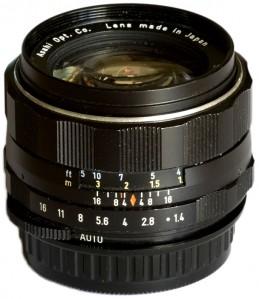 Super-Takumar 1:1.4 50mm