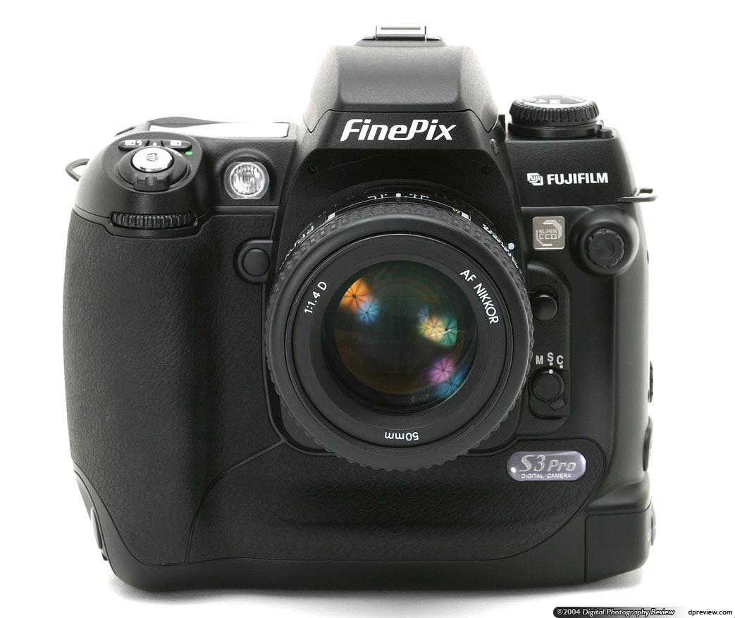 Fujifilm FinePix S3Pro