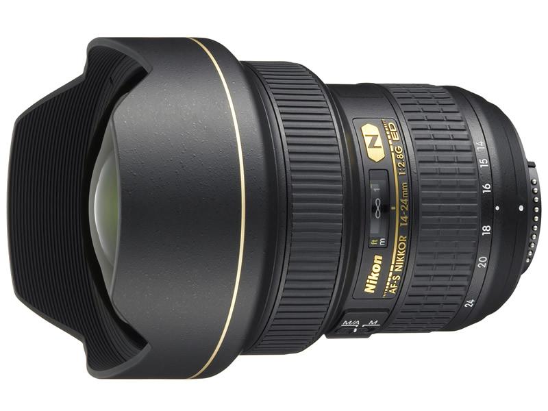 Nikon 10-24mm f/3.5-4.5G ED AF-S DX Nikkor5.0
