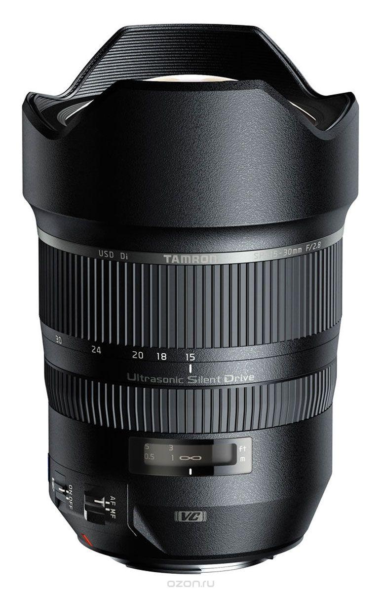 Tamron SP AF 15-30 mm F/2.8 Di VC USD