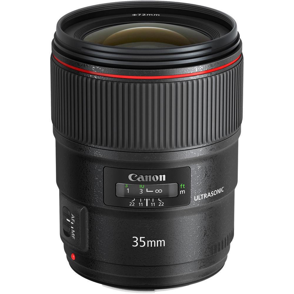 Canon EF 35 mm F/1.4 II L USM
