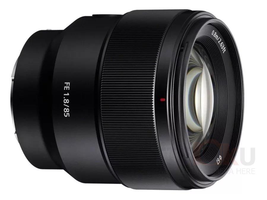 SEL85F18 Sony FE 85mm f/1.8