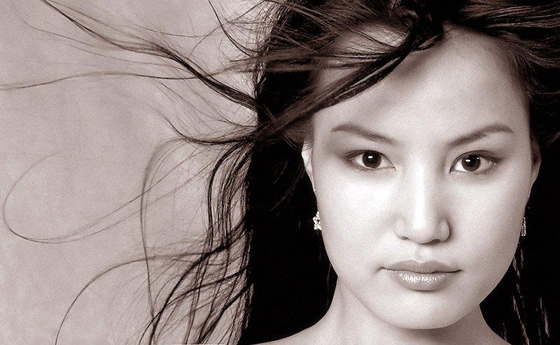 beauty, юная, красавица, юность, девушка, портрет, Иван Калининский