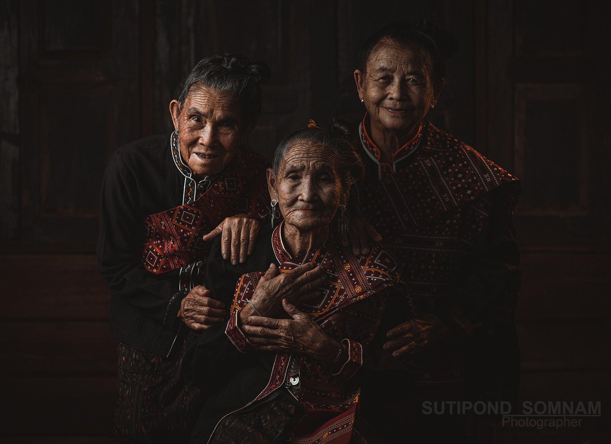 portrait, SUTIPOND SOMNAM