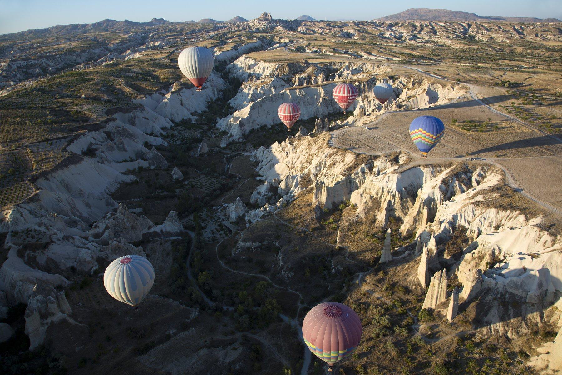 полёт, путешествие, ландшафт, шар,земля,landscape, flight,travel, earth,fly,balloon,, Грачёв Олег