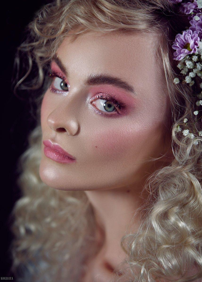 портрет, модель, фото, Колбая Александр