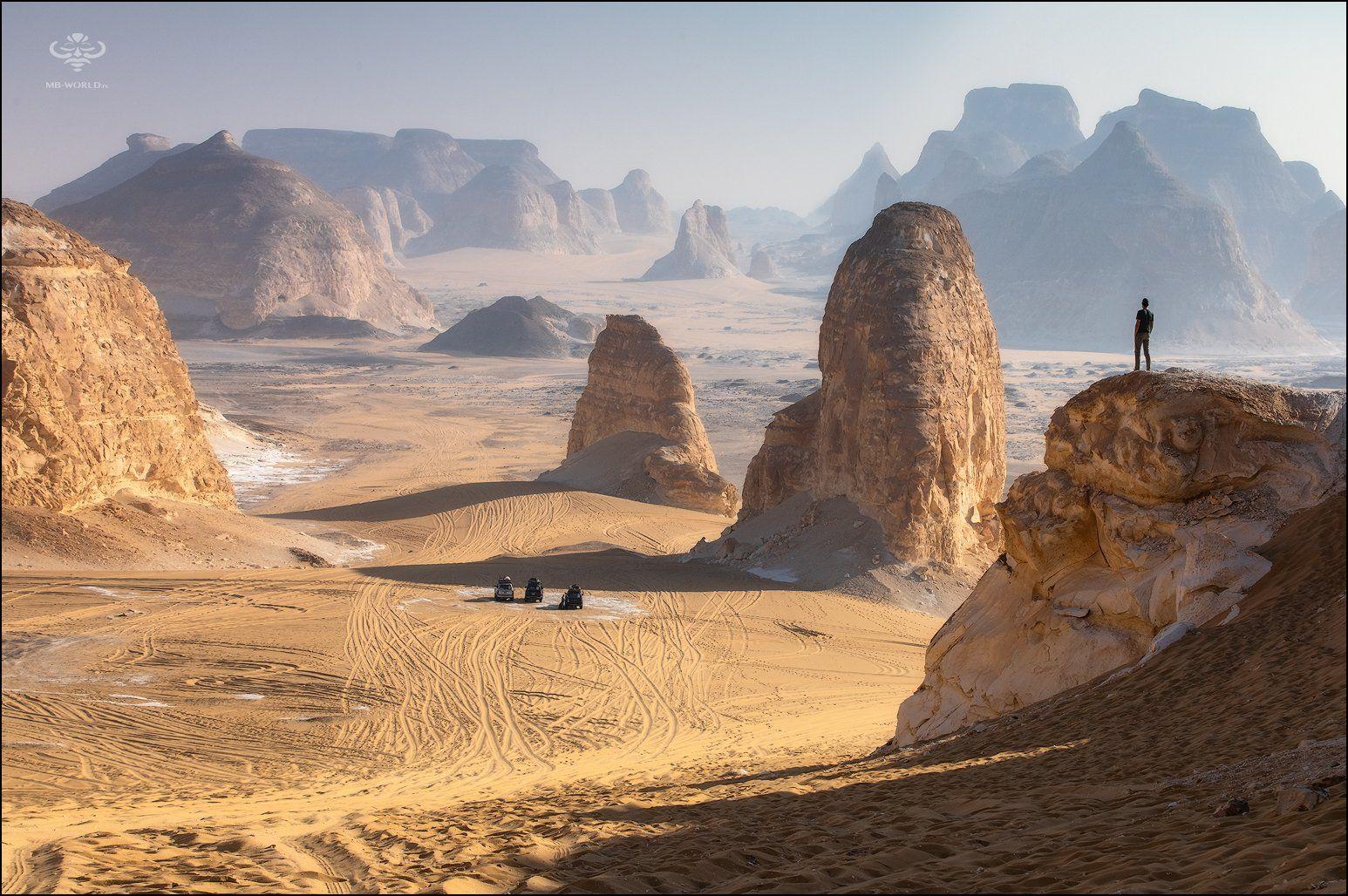 Египет, западная сахара, фототур в пустыню, экспедиция в белую пустыню , Mikhail Vorobyev