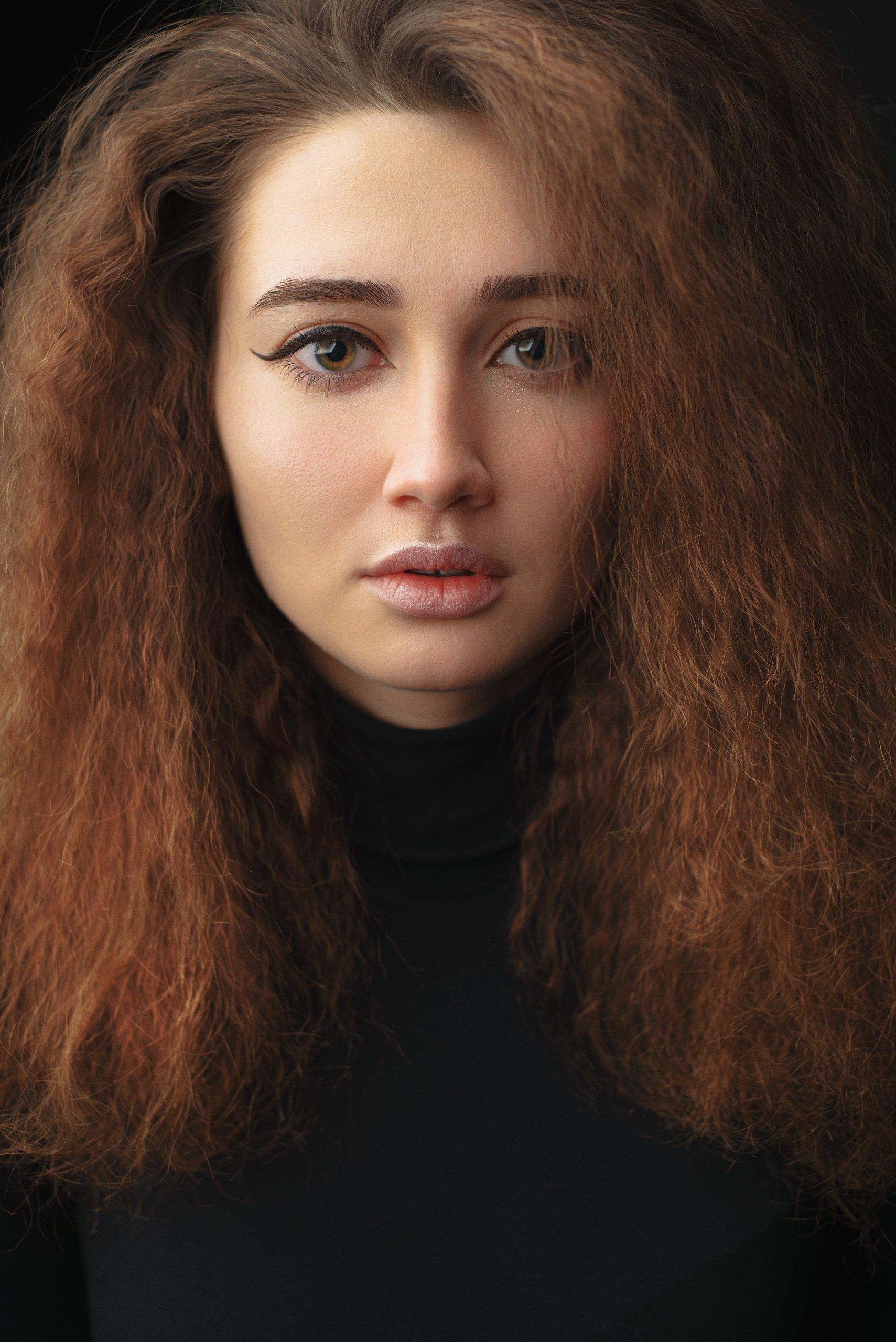 Anna,portrait,girl, , Черепко Павел