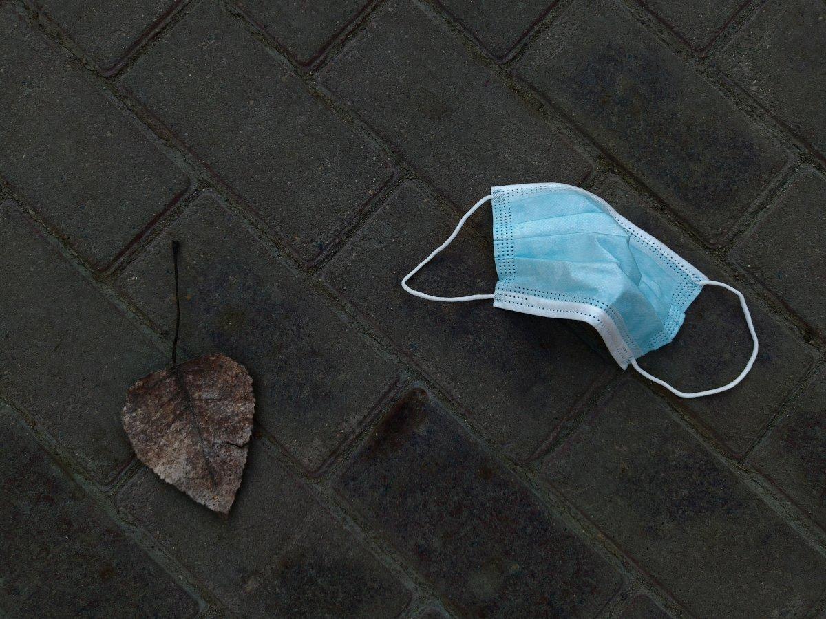 маска,улица, Андрей Ларионов