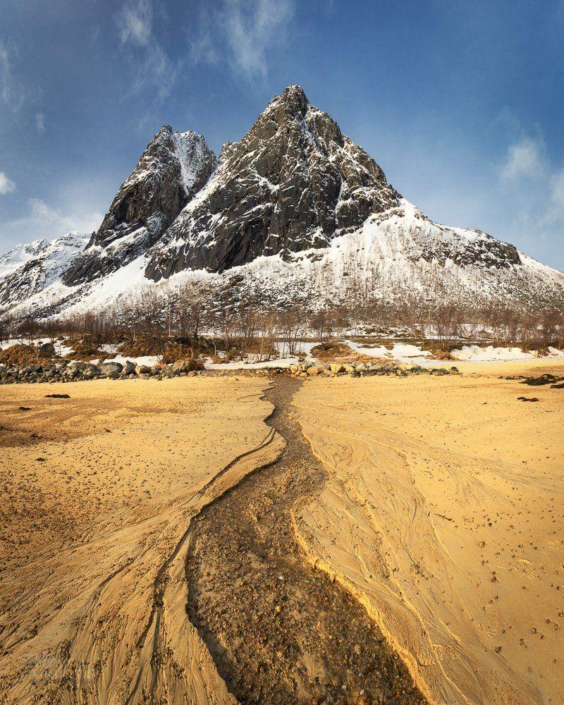 beach,mountain,norway,arctic,north,sunny,daylight,, Szatewicz Adrian