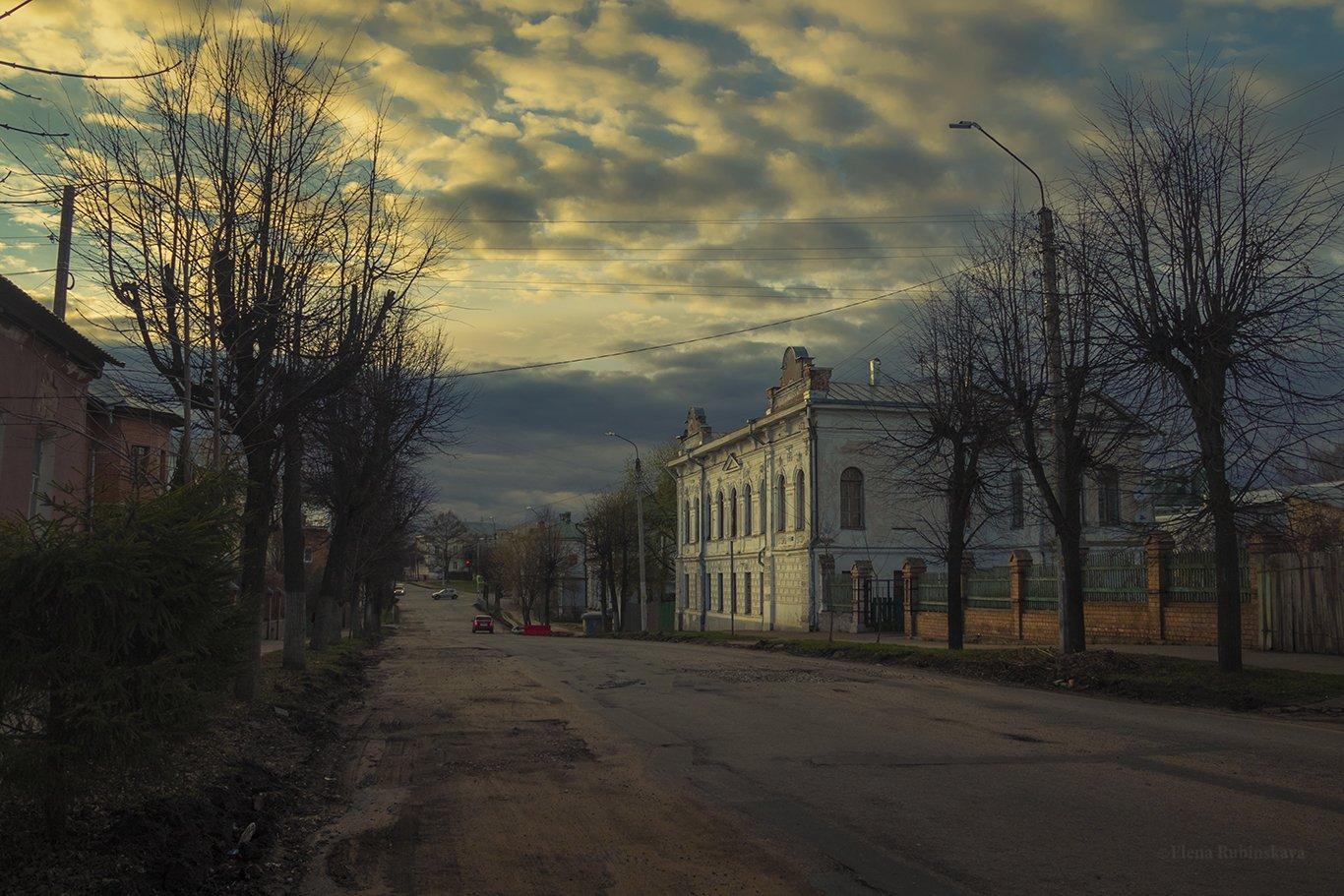 кострома, Елена Рубинская