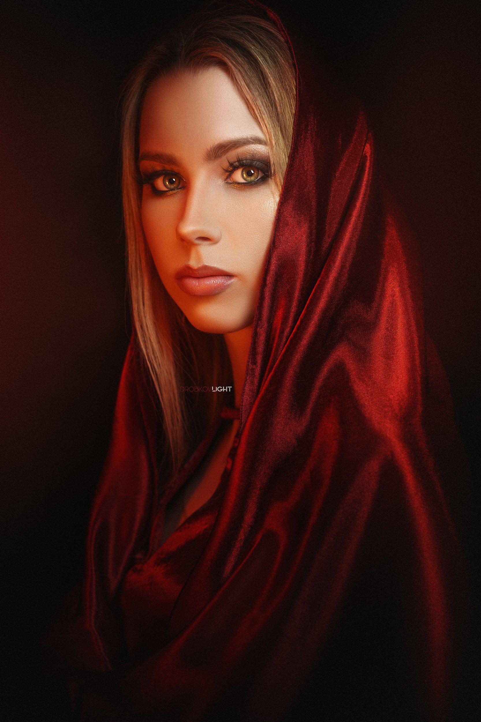 портрет, portrait, девушка, girl, макияж, хочуlightфото, DrobkovLight Alexander