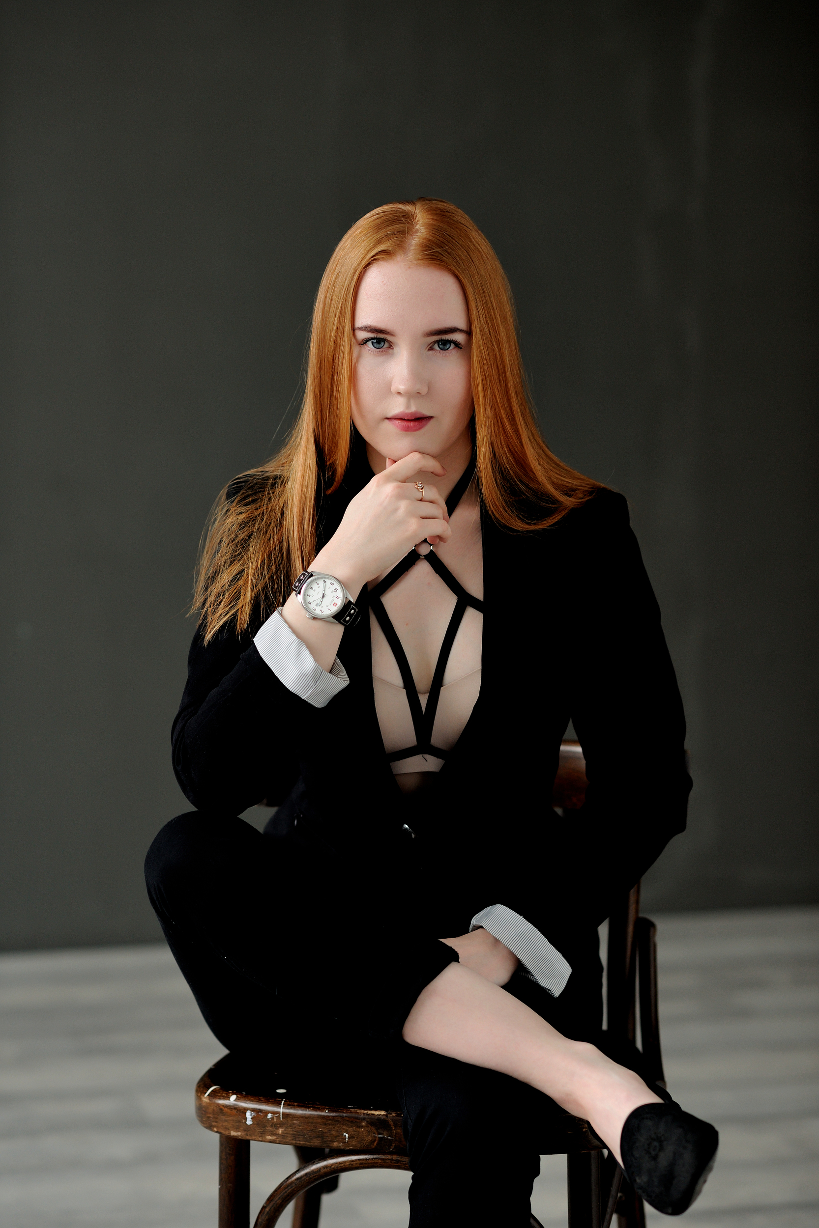 девушка,портрет,студия, Влад Шуман