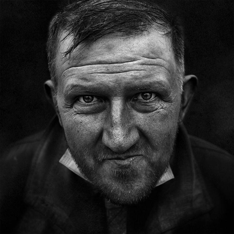 портрет, черно-белое фото, калинин юрий, фотограф, квадрат, Калинин Юрий