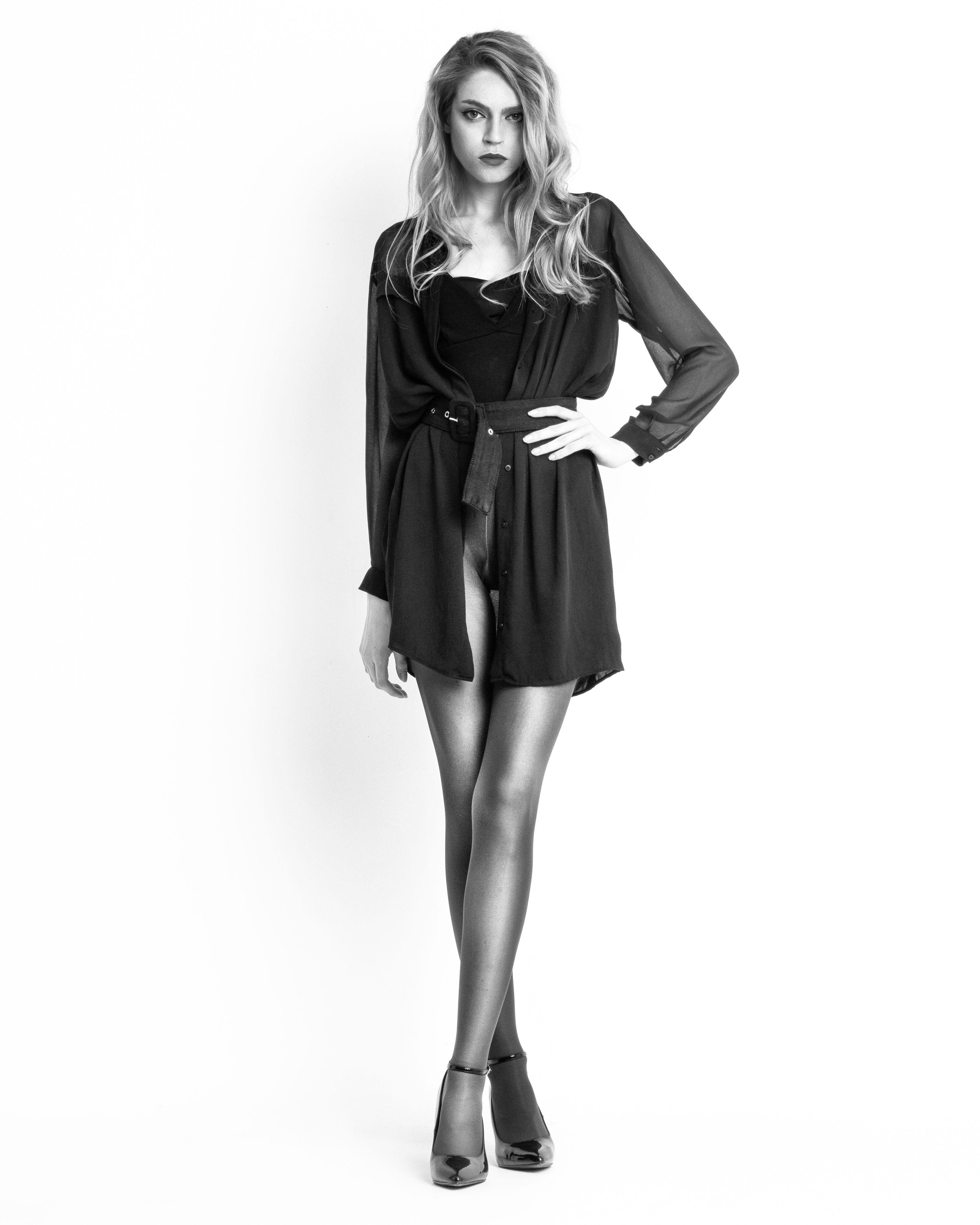 девушка,красивая,портрет,чб,колготки, Дмитрий Александров